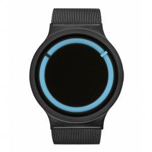 Часы ZIIIRO Eclipse Metalic Black Ocean