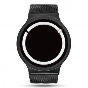 Часы ZIIIRO Eclipse Metalic Black Snow