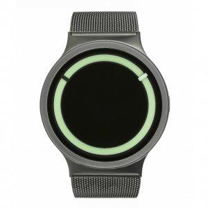 Часы ZIIIRO Eclipse Metalic Gunmetal