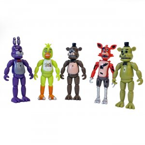 Набор фигурок Five Nights at Freddy's,  5 шт