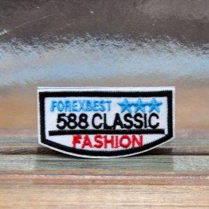 """Нашивка """"Classic Fashion"""""""
