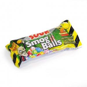 Драже с кислым центром Toxic Waste «Smog Balls»