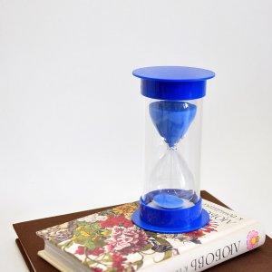 Песочные часы 30 минут синие