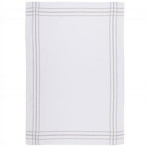 Набор кухонных полотенец Waffle 50х76 см, серый (2 шт.)