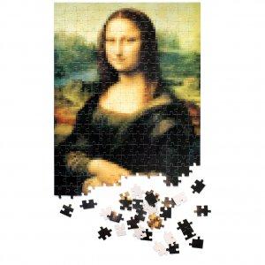 Пазл Пикселюс «Мона Лиза»