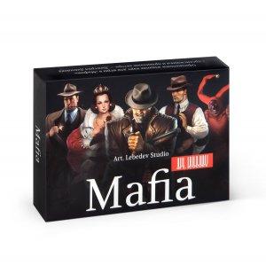 Колода игральных карт «Мафия»