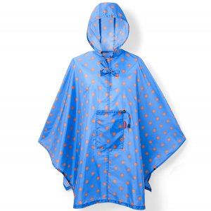 Дождевик Mini maxi azure dots