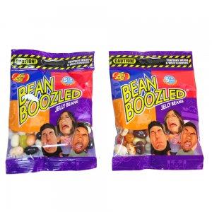 Конфеты Bean Boozled с разными вкусами (мягкая упаковка) (2 пачки) 5 версия