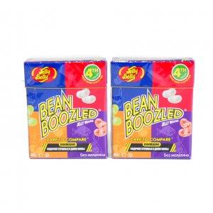 Конфеты Bean Boozled с разными вкусами (2 пачки) 5 версия