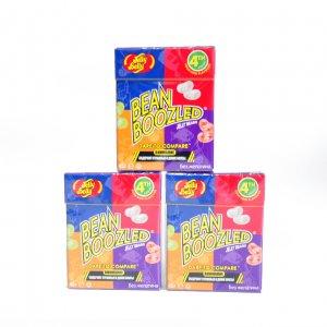Конфеты Bean Boozled с разными вкусами (3 пачки) 4 версия