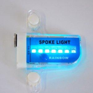 Подсветка для велосипеда с разными режимами свечения