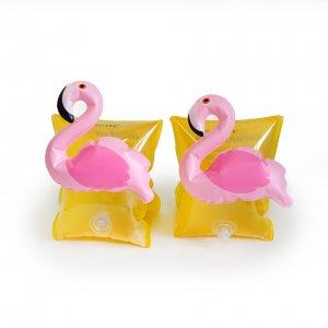 Нарукавники для плавания Фламинго