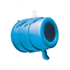 Воздушная базука AirZooka синий (реплика)