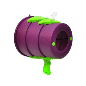 Воздушная базука AirZooka фиолетово-зеленый (реплика)