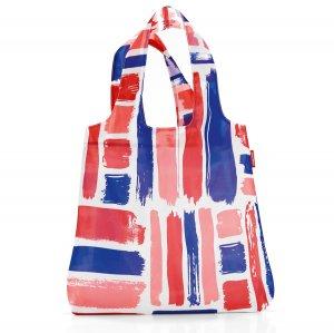 Сумка Mini maxi shopper royal stripes
