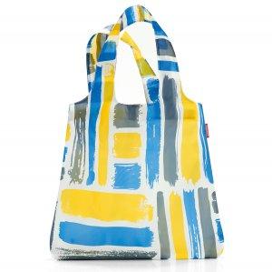 Сумка Mini maxi shopper color stripes