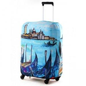 Чехол для чемодана Fancy Armor - Венеция