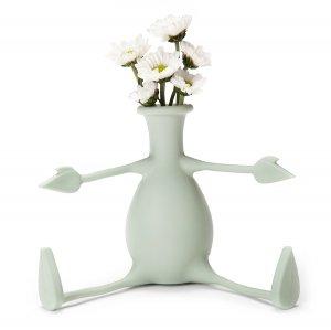 Ваза для цветов с гибкими ручками Florino