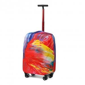 """Чехол для чемодана RATEL """"Краски дня"""""""