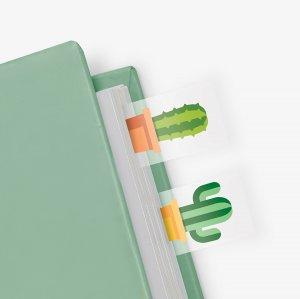 Маркеры для страниц Cactus (100 шт)