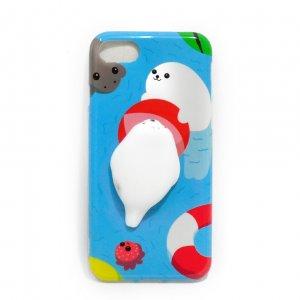 Чехол антистресс для iPhone 6 Seal in the sea