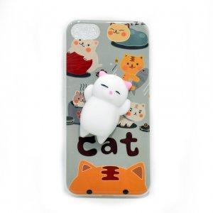Чехол антистресс для iPhone 6 Cat
