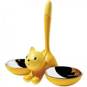 Миска для кошки Tigrito двойная