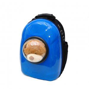 Рюкзак-капсула с иллюминатором, синий
