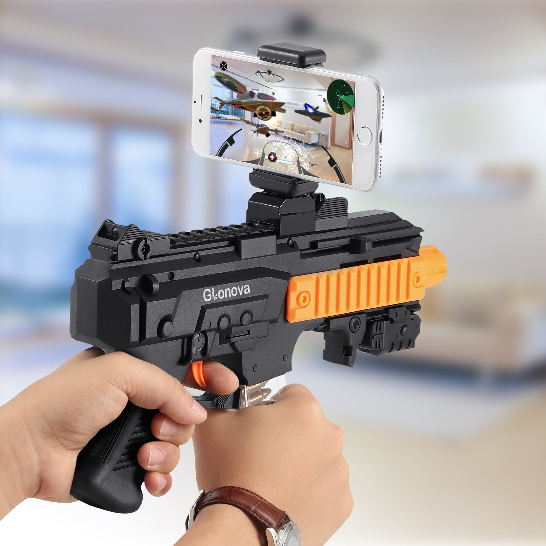 AR Game Gun - автомат дополненной реальности в Евпатории