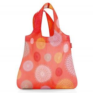 Сумка Mini maxi shopper tracery orange