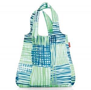 Сумка Mini maxi shopper knitting mint