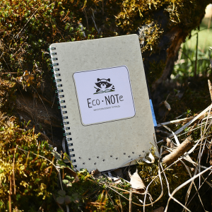 Многоразовая тетрадь EcoNote (бежевая)