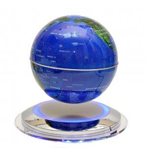Левитирующий глобус с плоской платформой