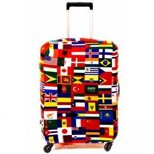 Чехол для чемодана Fancy Armor - Интернациональ