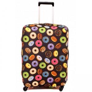 Чехол для чемодана Fancy Armor - Пончик