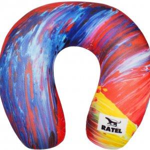 """Подушка для шеи Ratel """"Краски дня"""""""