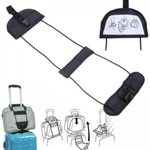 Держатель сумки на  чемодан Bug Bungee