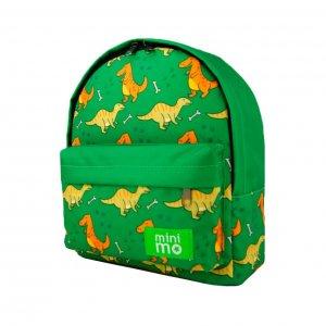 Детский рюкзак Mini-Mo Динозавры зеленый