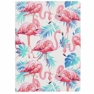 """Обложка для паспорта """"Розовый фламинго"""""""