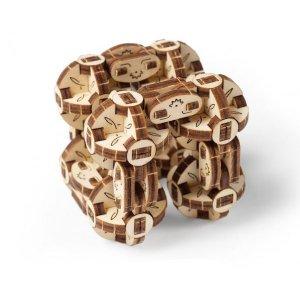 3D-пазл UGEARS Сферокуб