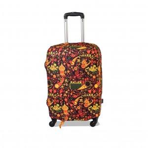 Чехол для чемодана экстрапрочный Жар-Птица (неопрен)