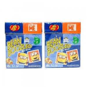 """Конфеты Bean Boozled с разными вкусами (2 пачки) """"Миньоны"""""""
