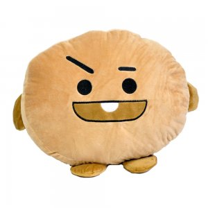 Мягкая игрушка BT21 печенье Shooky 40 см