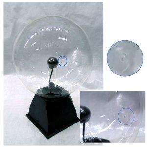 Электрический плазменный шар 20 см (уцененный)