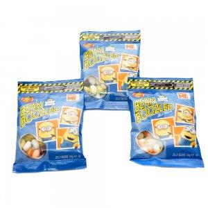 """Конфеты Bean Boozled с разными вкусами """"Миньоны"""" (мягкая упаковка) 3 пачки"""