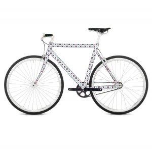 Наклейка на раму велосипеда Antoinette