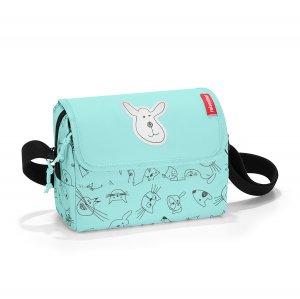 Сумка детская Everydaybag kids cats and dogs mint