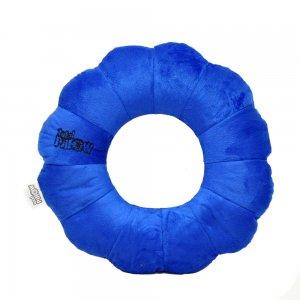 Подушка-трансформер для путешествий Total Pillow ярко-синяя