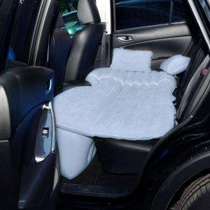 Надувной матрас в машину (со съемной тумбой)