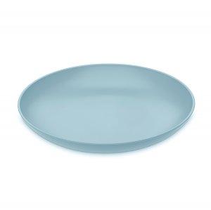 Тарелка глубокая RONDO голубая